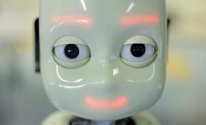 Роботчето iCub от втора серия
